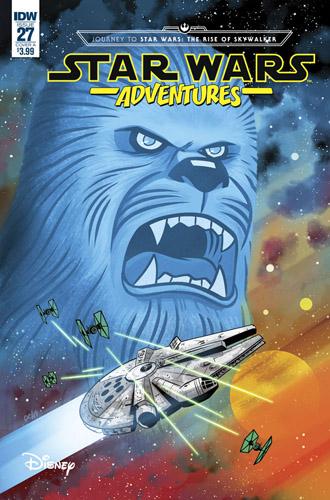 Star Wars Adventures 27