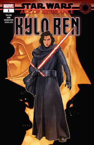 Age Of Resistance: Kylo Ren