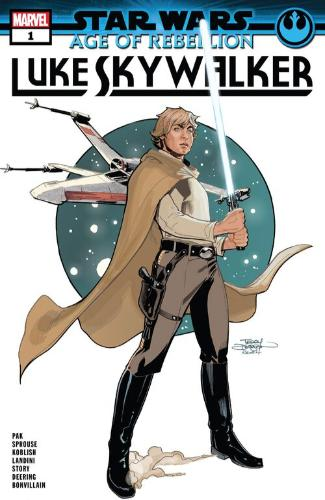 Age Of Rebellion: Luke Skywalker