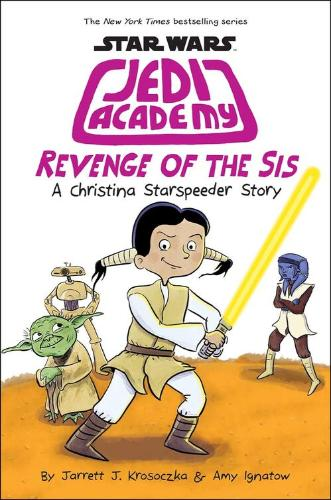 Jedi Academy: Revenge of the Sis