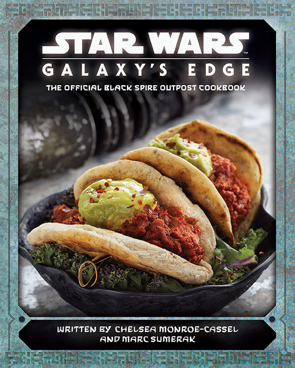The Official Black Spire Outpost Cookbook Cover