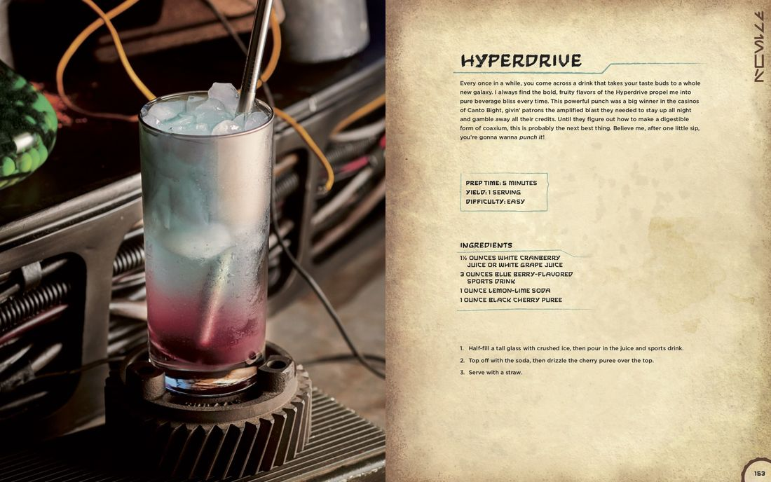 Hyperdrive Drink