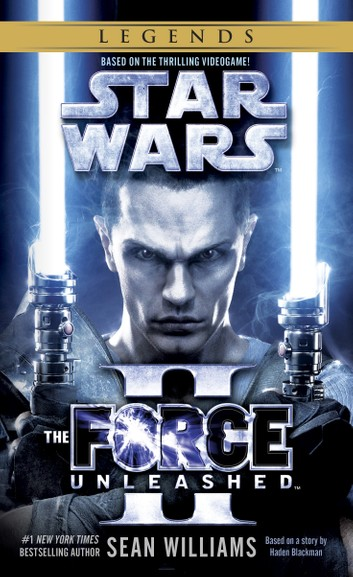 The Force Unleashed II Cover