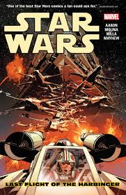 Star Wars (2015): Trade Paperback Volume 4: The Last Flight Of The Harbinger