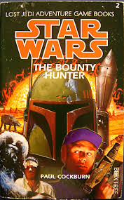 The Bounty Hunter (Lost Jedi Adventure Game Book)