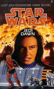 Jedi Dawn (Lost Jedi Adventure Game Book)