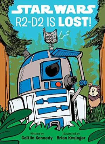R2-D2 is Lost