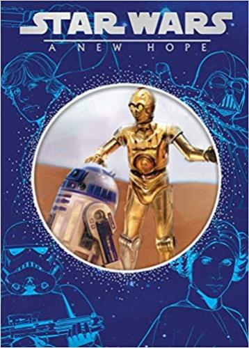 Star Wars: A New Hope (Disney Die-Cut Classics)