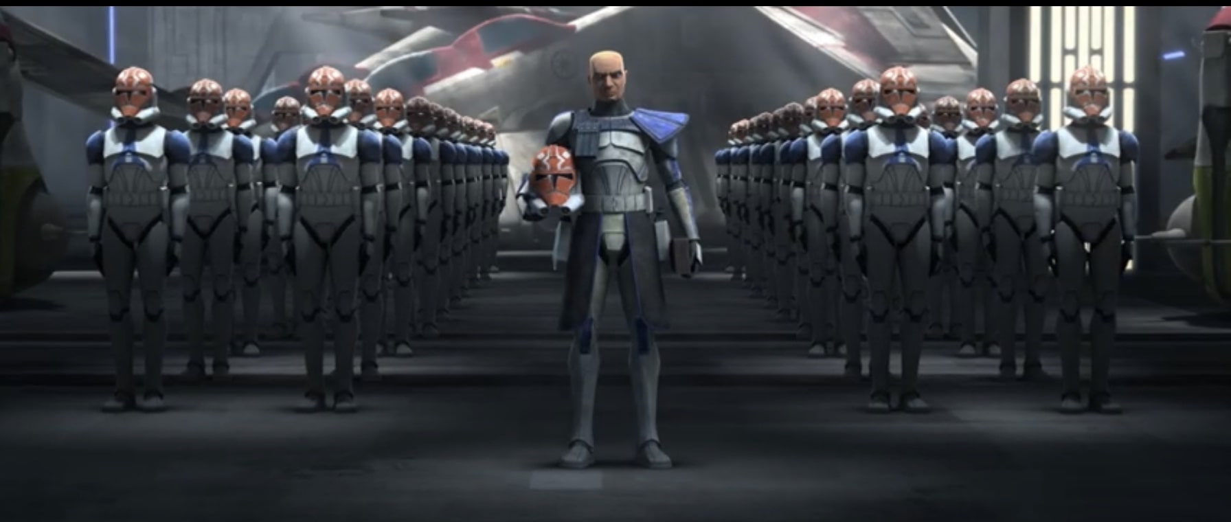 The 332nd Clone Legion