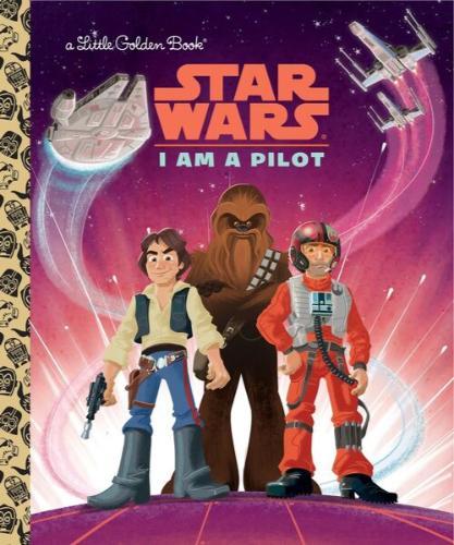 I Am a Pilot (Little Golden)
