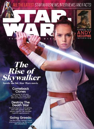 Star Wars Insider 195
