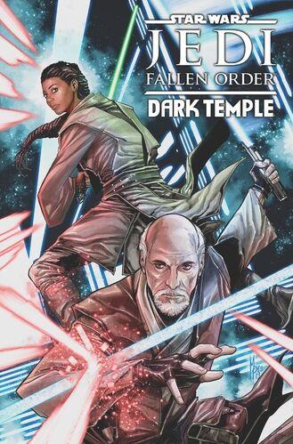 Jedi Fallen Order: Dark Temple: Trade Paperback