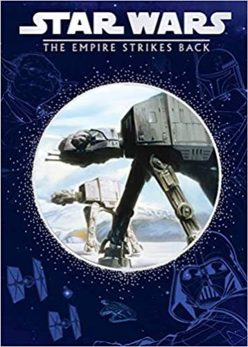 Star Wars: The Empire Strikes Back (Disney Die-Cut Classics)