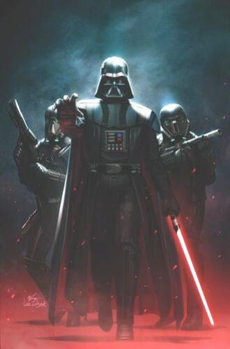 Darth Vader (2020): Trade Paperback Volume 01: Dark Heart of the Sith