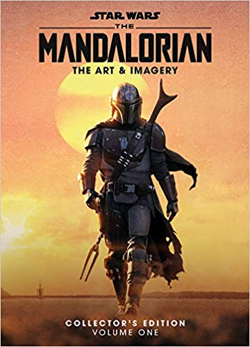 The Mandalorian - The Art and the Imagery Collector's Edition Book, Volume One
