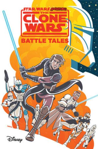 Adventures: The Clone Wars: Battle Tales 1