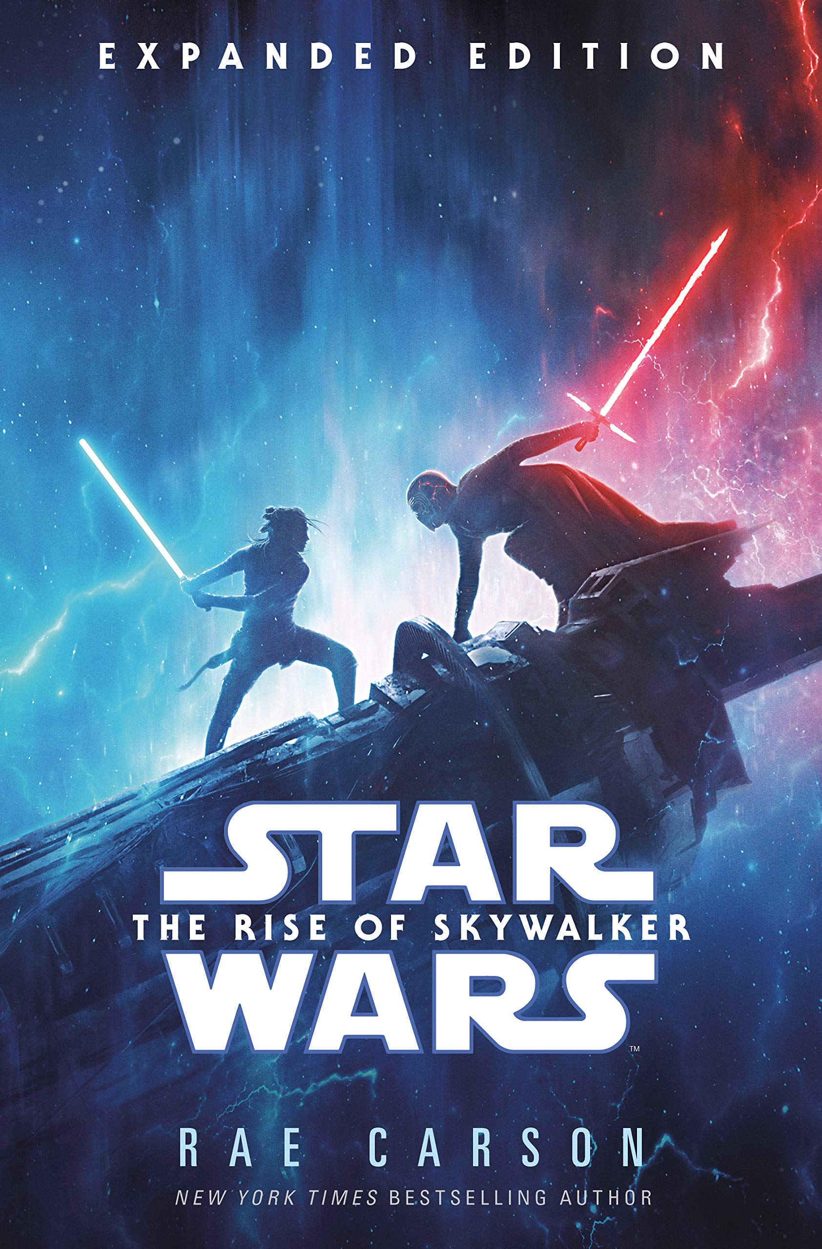 The Rise of Skywalker: Expanded Edition Cover