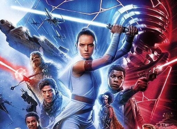 The Rise of Skywalker International Poster