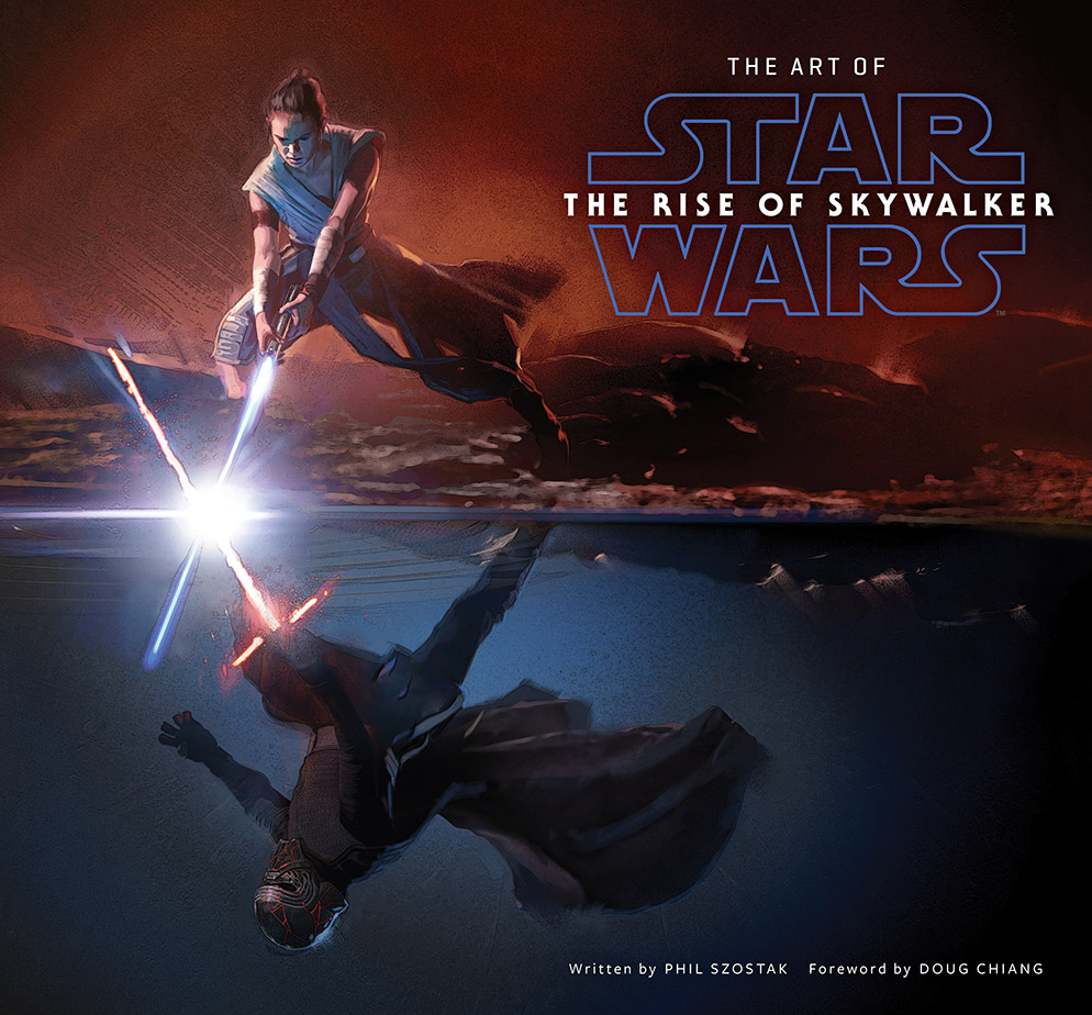 The Art of Star Wars: The Rise of Skywalker by Phil Szostak, and Lucasfilm Ltd. © Abrams Books, 2020  (C) 2020 Lucasfilm Ltd. And TM. All Rights Reserved. Used Under Authorization