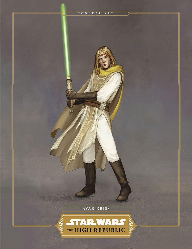 Avar Kriss from Star Wars: The High Republic courtesy of StarWars.com