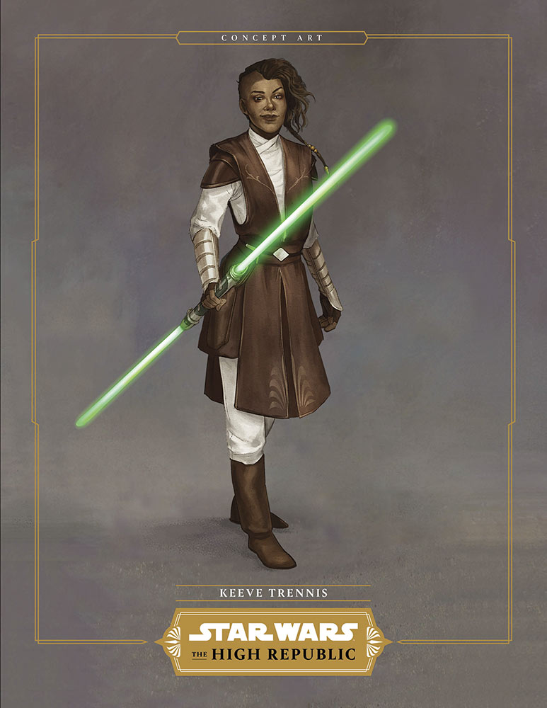 Keeve Trennis from Star Wars: The High Republic courtesy of StarWars.com