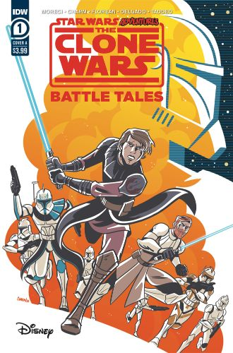 Adventures: The Clone Wars: Battle Tales #1