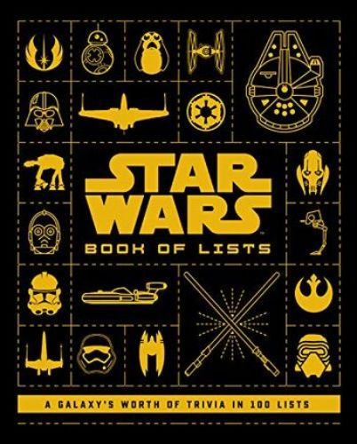 Star Wars: Book of Lists