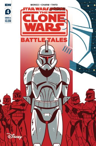 Adventures: The Clone Wars: Battle Tales #4