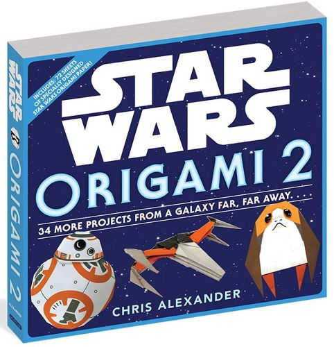 Star Wars Origami II: The Folds Awaken