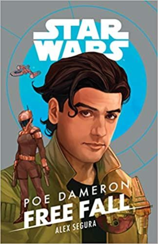 Poe Dameron: Free Fall Cover