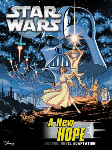 Star Wars: A New Hope: Graphic Novel Adaptation