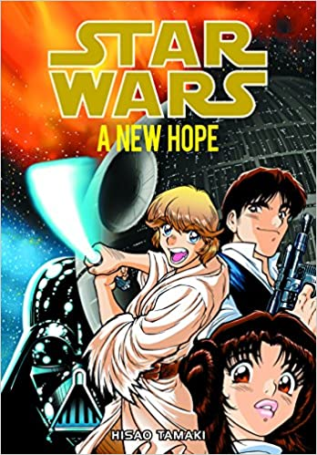 Star Wars: A New Hope Manga