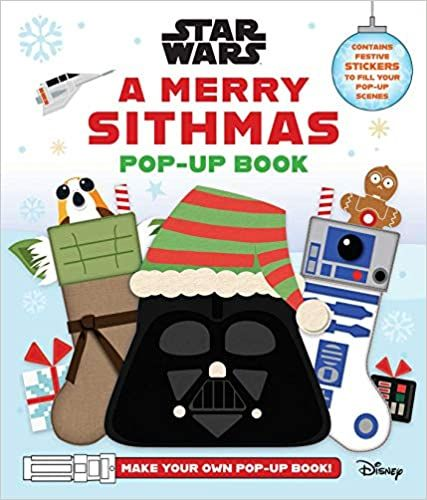 A Merry Sithmas Pop-Up Book
