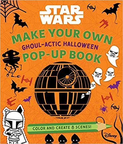 Star Wars: Make Your Own Pop-Up Book: Ghoul-Actic Halloween