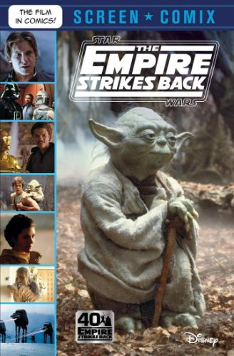 The Empire Strikes Back: Screen Comix Graphic Novel
