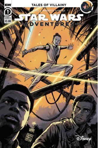 Adventures (2020) #1