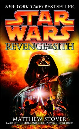 Revenge of the Sith Novelization cover