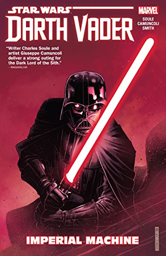 Darth Vader, Dark Lord of the Sith Vol. 1 cover