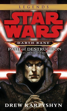 Darth Bane: Path of Destruction cover