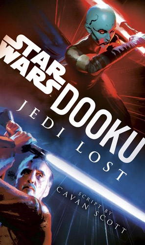Dooku: Jedi Lost cover