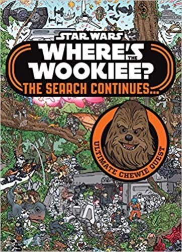 Where's the Wookiee? the Search Continues...
