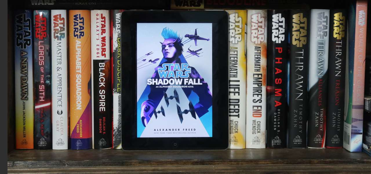 Shadow Fall Cover Collage by Youtini