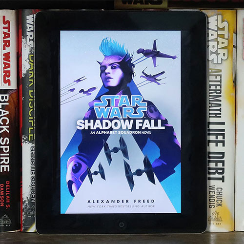 Shadow Fall cover from Youtini
