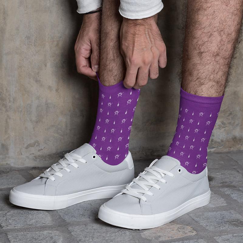 Fulcrum Signature Socks