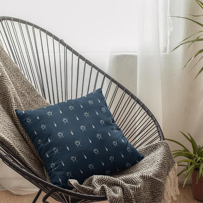 Fulcrum Signature Pillow
