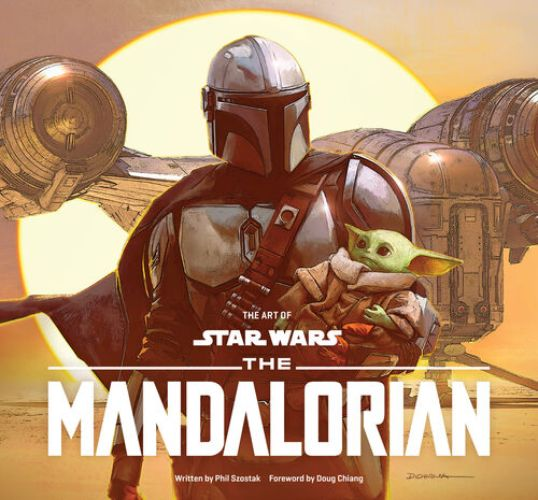 The Art of Star Wars: The Mandalorian