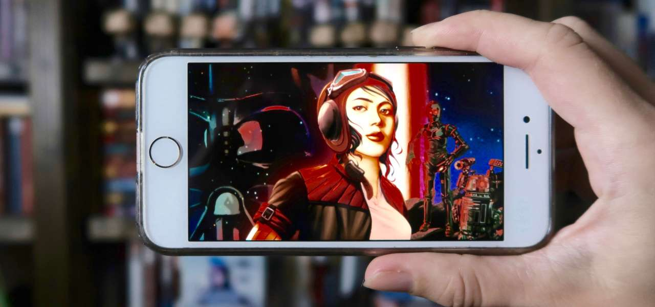 Doctor Aphra Audiobook image courtesy of Youtini