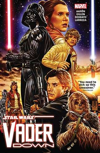 Vader Down comic from Marvel Comics