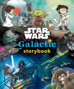 Star Wars Galactic Storybook