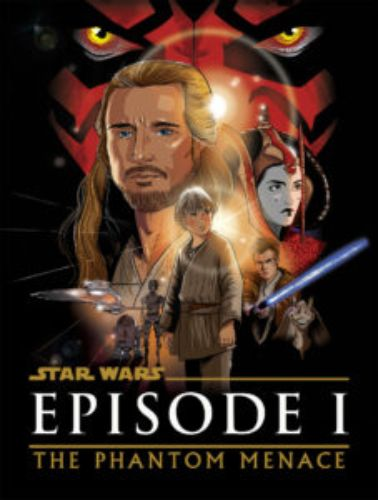 Star Wars: Episode 1 The Phantom Menace: Graphic Novel Adaptation